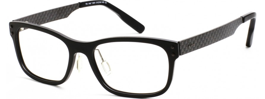 Carbon fiber optical frames from trioo
